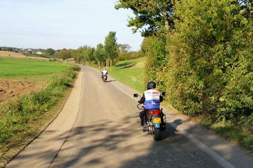 Motorrijbewijspoint Noord-Holland examengarantie