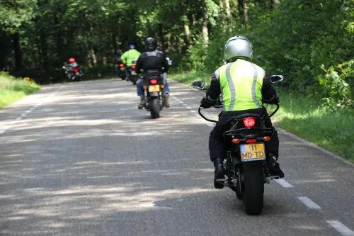 Motorrijbewijspoint Noord-Holland motor lesplan
