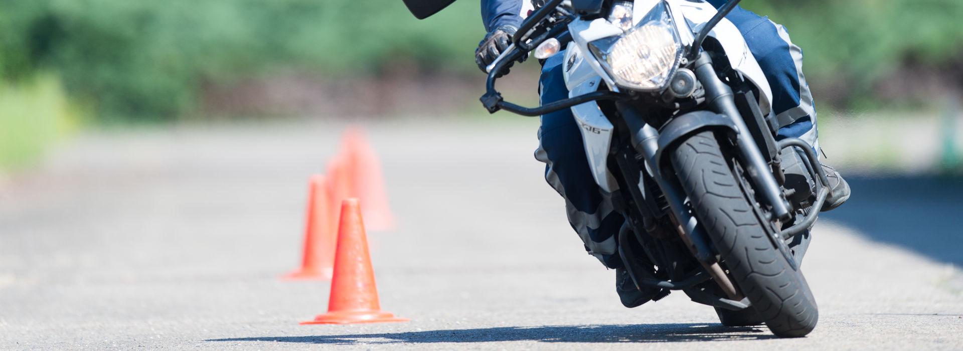 Motorrijbewijspoint Noord-Holland motor rijvaardigheid