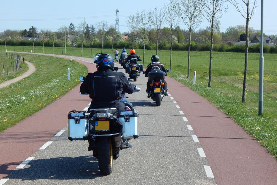 Motorrijbewijspoint Noord-Holland motorrijlessen