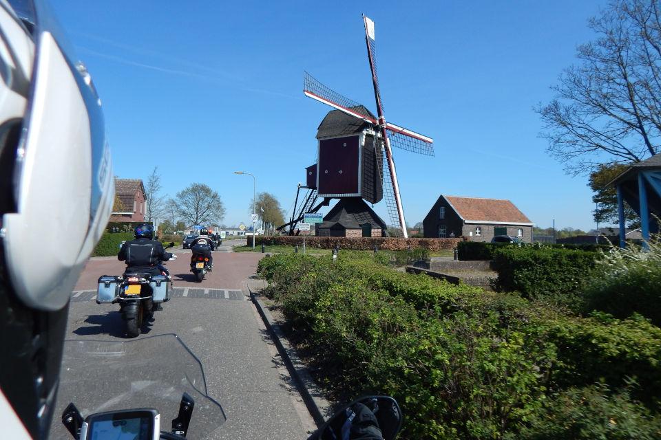 Motorrijbewijspoint Noord-Holland motorrijlesplan